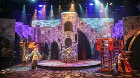 Hezarfen Ahmed Çelebi tiyatro sahnesinden kanatlanacak