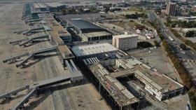 Atatürk Havalimanı'nda yıkıma başlandı! Millet Bahçesi yapılacak
