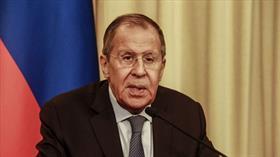 Rusya Dışişleri Bakanı Lavrov: ABD, stratejik istikrarı bilinçli olarak bozuyor