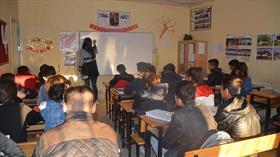 Mardin ve Şırnak'ta terör mağduru öğrencilerin telafi eğitimi başladı