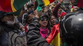 Bolivya'daki olaylarda bugüne kadar 23 kişi öldü, 715 kişi yaralandı
