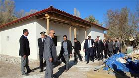 Sivas Valisi Ayhan: Şehit lider Yazıcıoğlu'nun doğduğu evi müze yapıyoruz