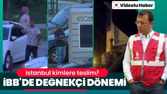 Ekrem İmamoğlu, İstanbul'u değnekçilere teslim etti
