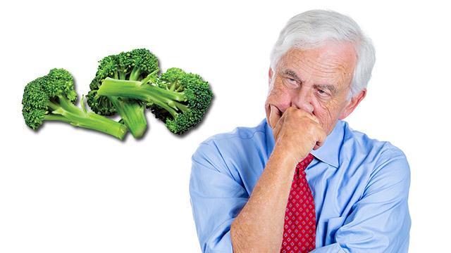 Prostatı brokoliyle yenin
