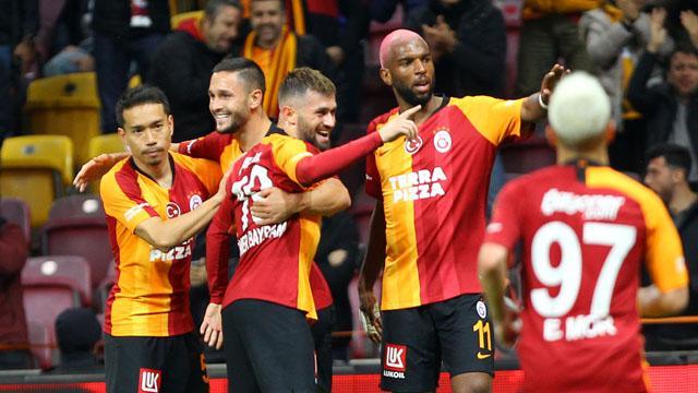 Dört büyüklerde kâr eden tek kulüp Galatasaray