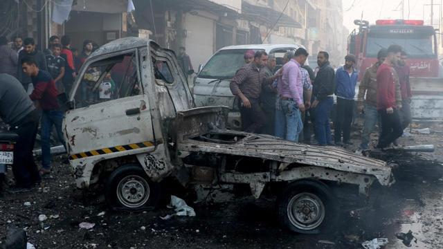 El Bab'ta 18 kişinin öldüğü bombalı saldırıyı organize eden 2 teröristin Kandil'den olduğu ortaya çıktı