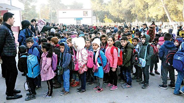 44 bin öğrenciye telafi eğitimi