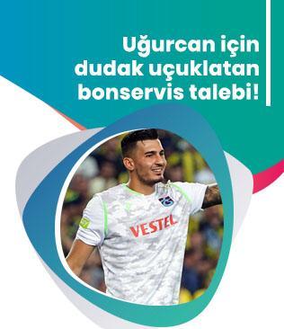 Trabzonspor'dan Uğurcan için dudak uçuklatan bonservis isteği