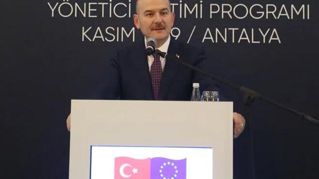 Bakan Soylu: Türkiye'nin komşuları değişti