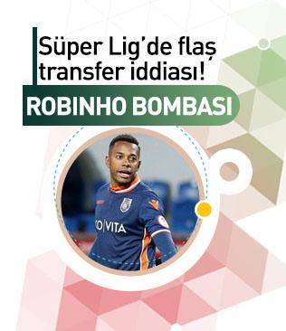 Çaykur Rizespor'da gündem Robinho transferi