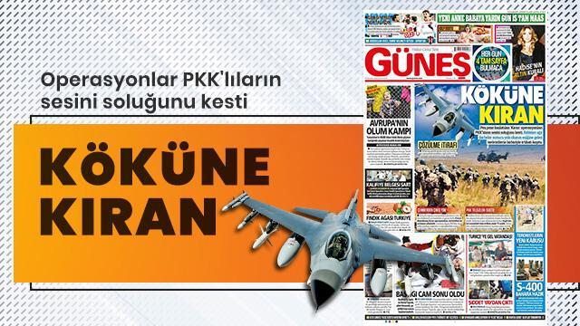 Mehmetçik vuruyor, PKK dağılıyor