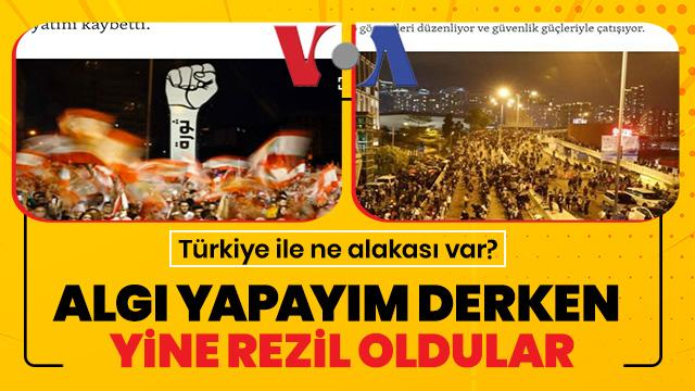 Amerikan VOA televizyonundan algı operasyonu! Ersoy Dede tepki gösterdi: Türkiye ile ne alakası var?