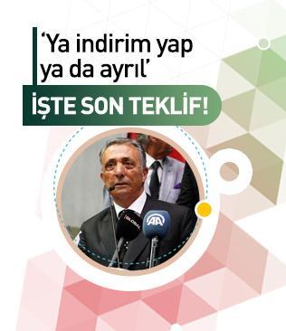 Beşiktaş'tan Domagoj Vida'ya teklif: Ya maaşını indir ya da seni gönderelim