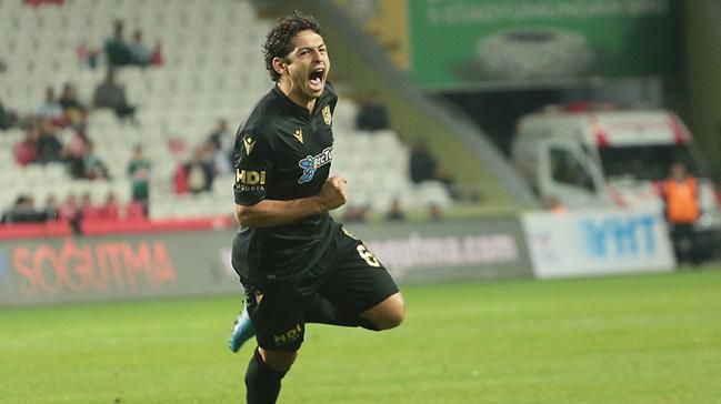 Yeni Malatyaspor'dan Guilherme ve Beşiktaş açıklaması