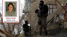 Gri kategoride yer alan Nirvana kod adlı terörist Semra Tuncer işte böyle yakalandı