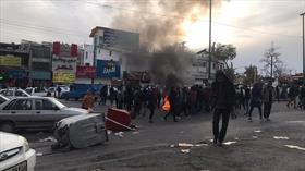 BM İran'daki protestolardan kaygı duyuyor