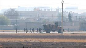 MSB: Mehmetçiğimiz Tel Abyad'da yol kontrollerine devam ediyor