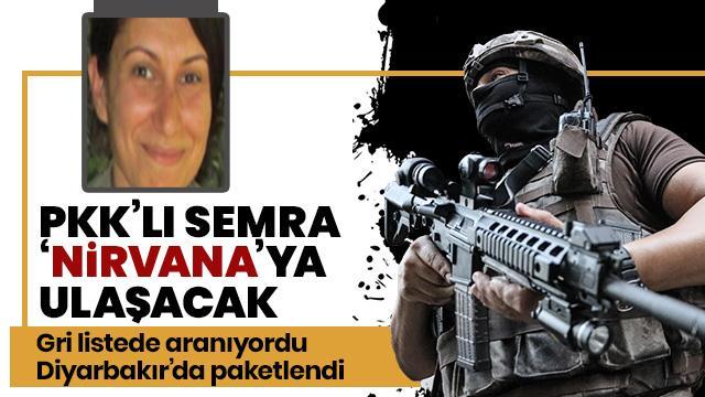 İçişleri Bakanlığı: Gri kategoride aranan Semra Tuncer yakalandı