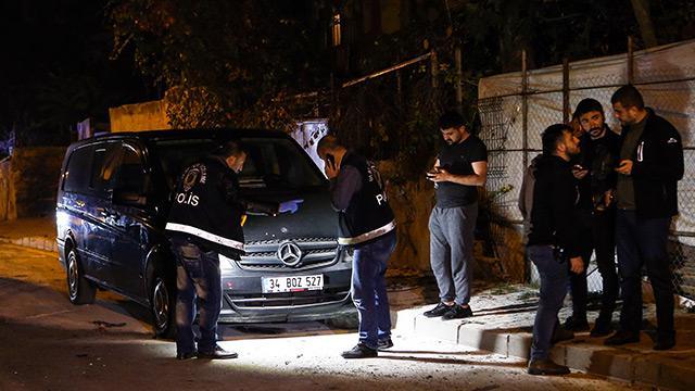 İstanbul'da gece vakti minibüse bombalı saldırı