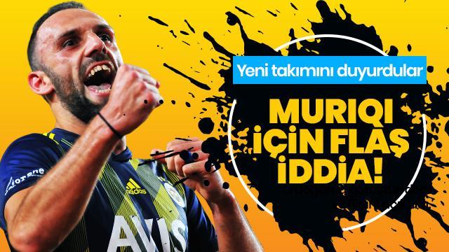 İtalyan basını duyurdu: Vedat Muriqi, Ocak ayında Lazio'ya imza atacak