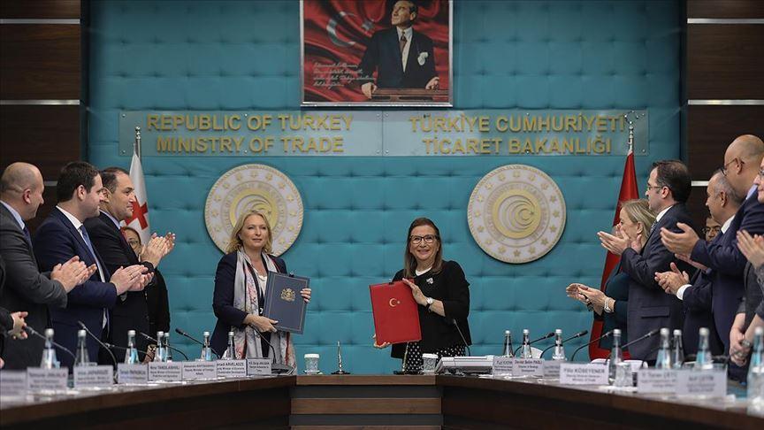Gürcistan'la Basitleştirilmiş Gümrük Hattı'nda iş birliği