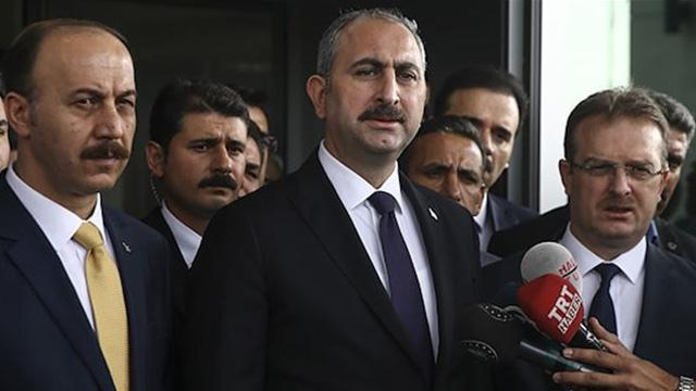 Bakan Gül'den 'ceza indirimi' açıklaması