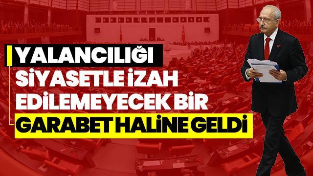 Başkan Erdoğan'dan CHP'ye sert sözler