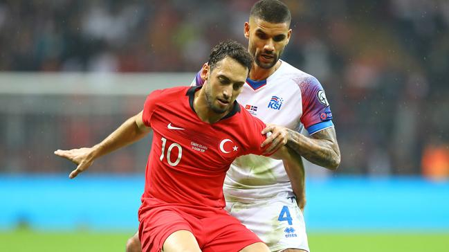 Hakan Çalhanoğlu: Kendimden şüphem yok, güveniyorum kendime
