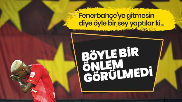 Çin'den Talisca hamlesi! Fenerbahçe'ye gitmesin diye vatandaşlık verecekler