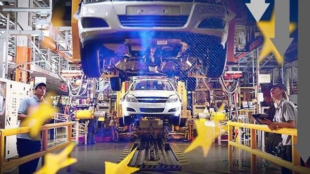 AB'de otomobil satışları ekimde yüzde 8,7 arttı