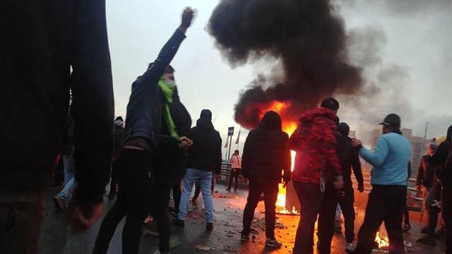 Dikkat çeken rapor! İran'daki sokak protestolarının şifreleri...