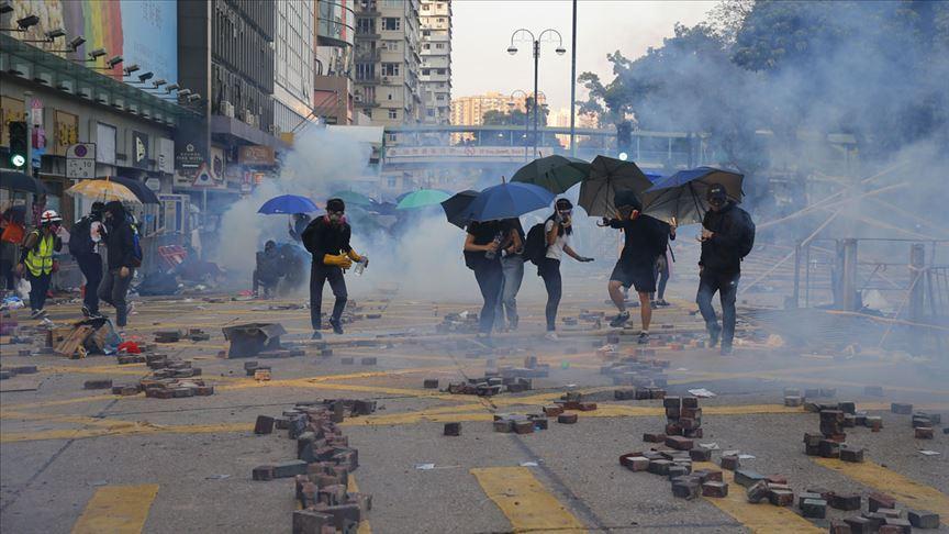 Batı ile Çin kıskacındaki Hong Kong krizinin küresel boyutları kaygılandırıyor