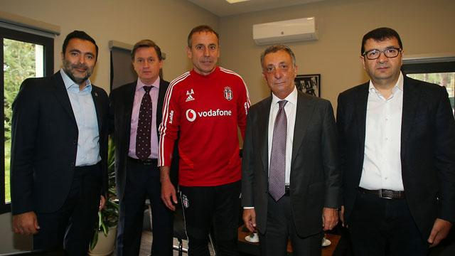 Beşiktaş'ta 'transfer sihirbazı' Erdal Torunoğulları kolları sıvadı