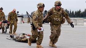 Afganistan'da iki ABD askeri öldü