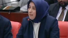 Meclis'te 'Bu hanıma haddini bildirin' gerilimi!