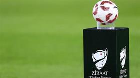 Ziraat Türkiye Kupası'nda 5. tur ilk maçlarının programı açıklandı
