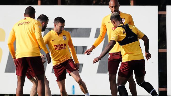Galatasaray'a Başakşehir maçı öncesi Lemina'dan müjdeli haber