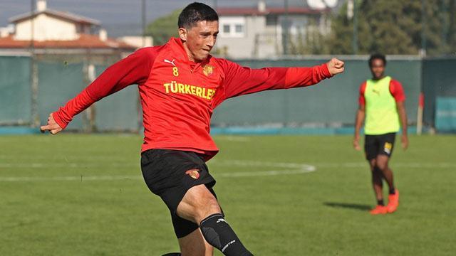 Göztepe Aytemiz Alanyaspor maçına 3 eksikle hazırlanıyor