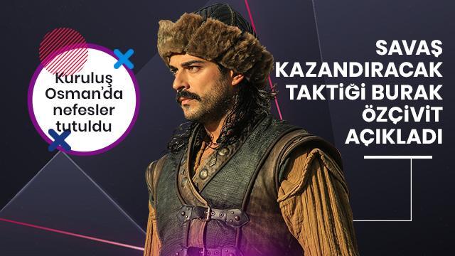 Burak Özçivit'in canlandıracağı Kuruluş Osman hakkında önemli tespit!