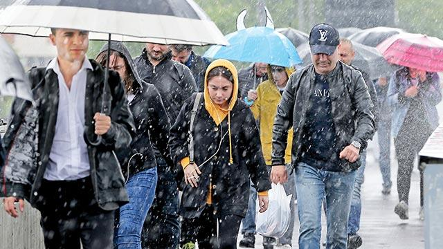 İstanbul'a kış geliyor