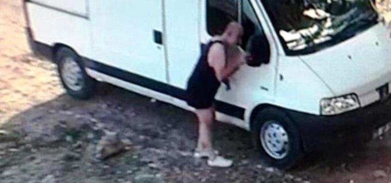 Antalya'da borçlu emlakçı, alacaklısının azmettirdiği kişiler tarafından darp edildi, iç çamaşırıyla kaçıp yardım istedi