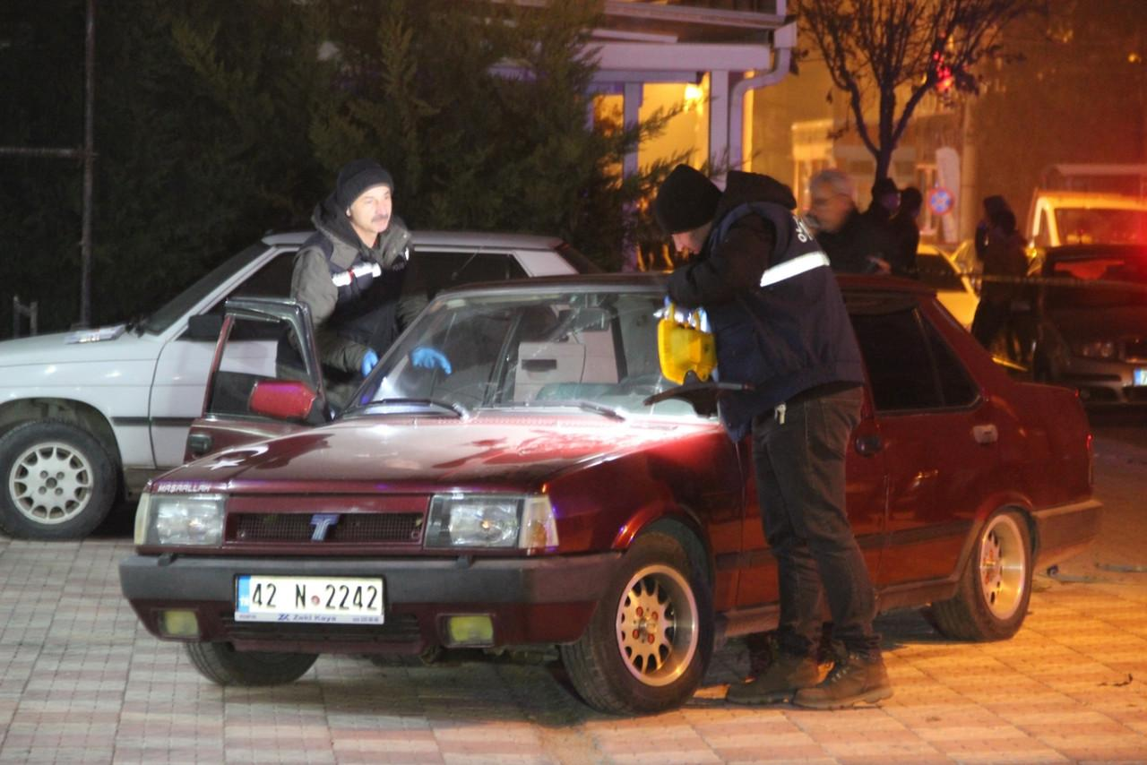 Karaman'da boğazını keserek öldürdüğü arkadaşını sokak sokak gezdirdi