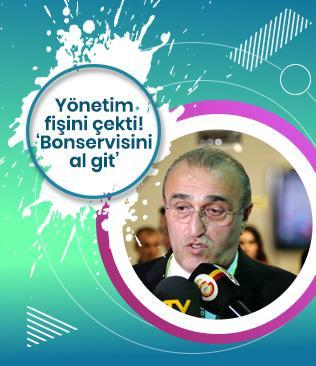 Galatasaray yönetiminden Mariano'ya: Bonservisini de al git!