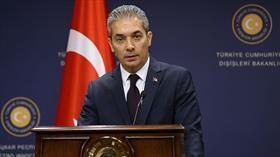 Türkiye'den Yunanistan'a sert çıkış