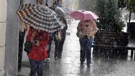 Meteoroloji'den kuvvetli yağış uyarısı! İşte il il hava durumu raporu