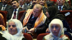 Başkan Erdoğan çiftçilerin dertlerini dinledi!