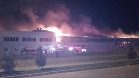 Sakarya'da bir süt ürünleri tesisinde patlama oldu