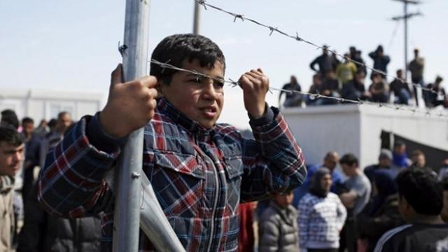 Yunanistan'da refakatsiz çocuk sığınmacı sayısı 4 bin 962'ye  ulaştı