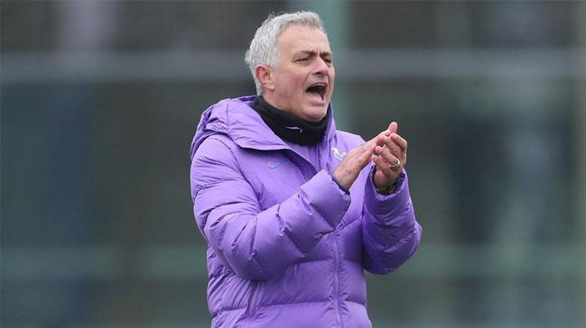 Jose Mourinho: Daha önce hiç Şampiyonlar Ligi finali kaybetmedim