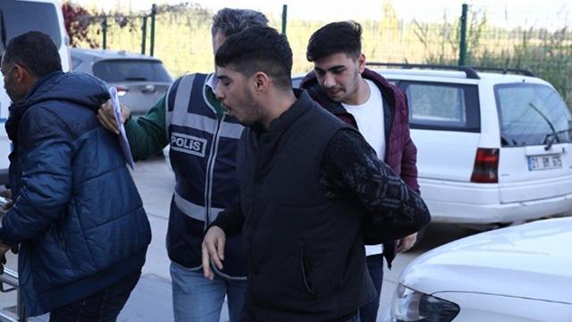Adana'da internet üzerinden yayınlanan eski bir dizinin oyuncusu yağma suçundan tutuklandı